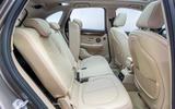 BMW 2 Series Active Tourer rear seats
