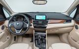 BMW 2 Series Active Tourer dashboard