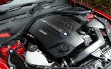 3.0-litre BMW M235i petrol engine
