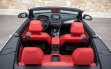 BMW 2 Series Convertible interior