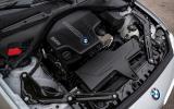 2.0-litre BMW 228i petrol engine
