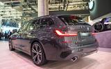2020 BMW 3 Series Touring at Frankfurt motor show