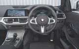 2019 BMW 330d UK review - interior