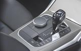 2019 BMW 330d UK review - centre console