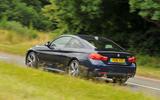 BMW 440i rear