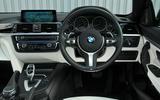 BMW 440i dashboard