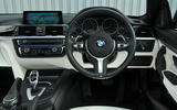 BMW 440i dashboard