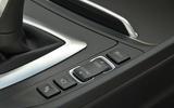 BMW 440i parking sensors