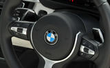 BMW 440i steering wheel controls