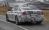 BMW 530i xDrive rear