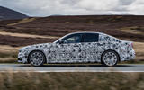 BMW 530i xDrive side profile