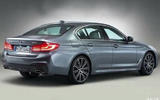 2017 BMW 5 Series revealed in leaked photos
