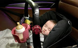 BMW 520d meets the baby approval