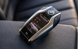 BMW 520d longterm review Display Key