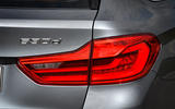 BMW 530d Touring rear lights