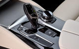 BMW 530d Touring automatic gearbox
