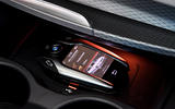 BMW 530d Touring info key