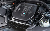 3.0-litre BMW 530d Touring diesel engine