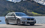 4.5 star BMW 530d Touring
