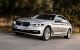 BMW 530e Performance