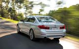 BMW 530e Performance rear