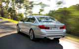 BMW 530e Performance rear