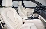 2017 BMW 5 Series Touring seats