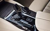 2017 BMW 5 Series Touring gear