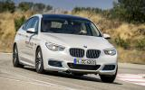 BMW 5 Series Gran Turismo Fuel Cell