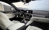 BMW 6 Series GT interior