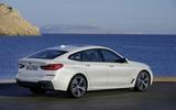 BMW 6 Series GT rear quarter