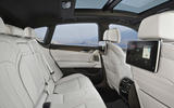 BMW 6 Series GT rear seats