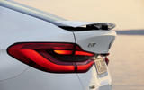 BMW 6 Series GT rear spoiler