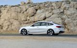 BMW 6 Series GT side profile
