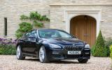 4 star BMW 640d M Sport Coupé