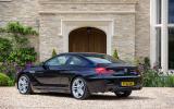 155mph BMW 640d Coupé