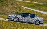 BMW 7 Series prototype