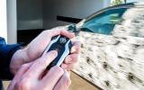 BMW 7 Series display key