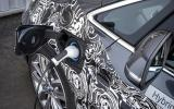 BMW 2 Series Active Tourer eDrive charging port