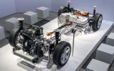 BMW 2 Series Active Tourer electric powertrain