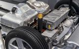 BMW electric motor