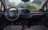 BMW i3 94Ah dashboard