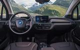 BMW i3 94Ah dashboard