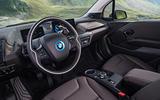 Inside the BMW i3 94Ah