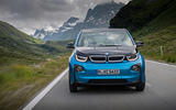BMW i3 94Ah front end