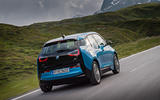 BMW i3 94Ah rear cornering