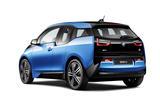 2017 BMW i3 range