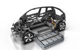 2017 BMW i3 battery