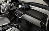 2017 BMW i3 interior