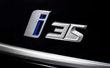 BMW i3s badging